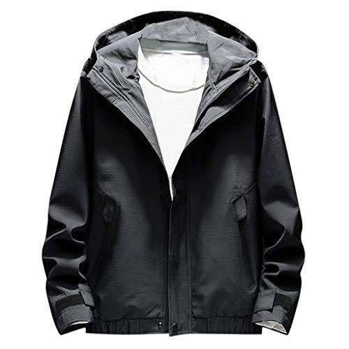Purchase Muranba Mens Winter Coats Autumn and Winter Fashion Casual Hooded Jacket