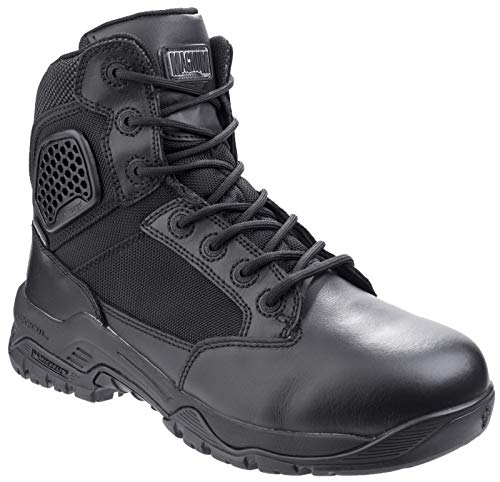 Magnum Mens Strike Force 6.0 Waterproof Mens Uniform Boots Black Size UK 7 EU 41