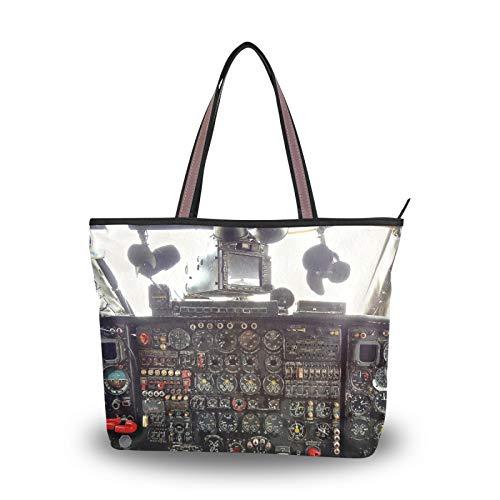 para mujeres, niñas, señoras, estudiante, bolso de mano, bolso de compras, bolsos de hombro, bolsos, correa ligera, cabina de avión