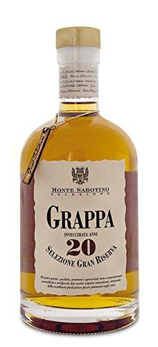 Zanin Grappa Stravecchia Monte Sabotino 20 anni (1 x 0,7 l)