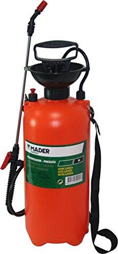 Mader Garden Tools 49095 Pulverizador Presión con Lanza INOX 8L-49095