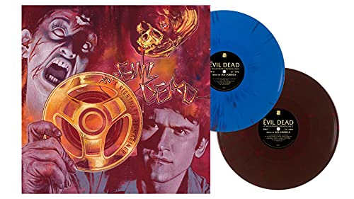 The Evil Dead - A Nightmare Reimagined - Exclusive Limited Edition 'Fake Shemp' Colored Vinyl LP x2