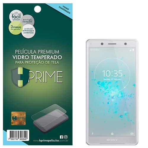 Pelicula de Vidro Temperado 9h para Sony Xperia XZ2 Compact, HPrime, Película Protetora de Tela para Celular, Transparente