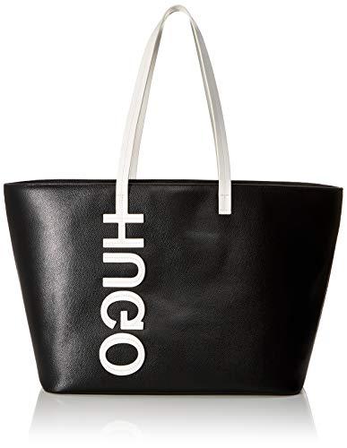 HUGO Damen Chelsea Shopper Tote Schwarz (Black)