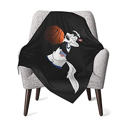 Hdadwy Pep Le Pew - Manta para bebé, para niños, niñas, mantas para bebé, recién nacido, súper suave y cómoda, 30 x 40 pulgadas