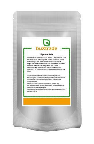 25 kg | Epsom Salz | Bittersalze | Magnesiumsulfat | Pharmaqualität | Buxtrade