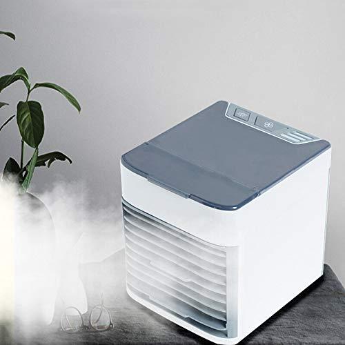 Zay Luay Casa USB Ventola da Tavolo Portatile Air Cooler Conditioner Fans Refrigerating Device Humidificatore di Raffreddamento per Ufficio