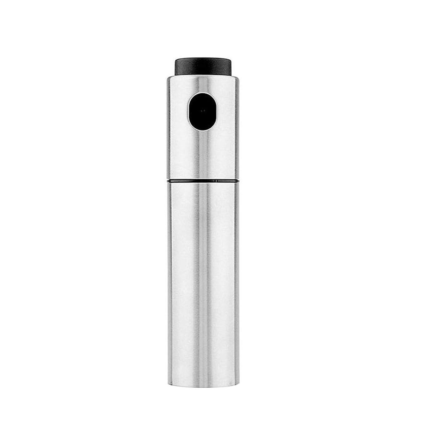 並外れて合意パズルオイル噴霧器燃料噴射ボトルキッチン家庭用ステンレススプレー缶、