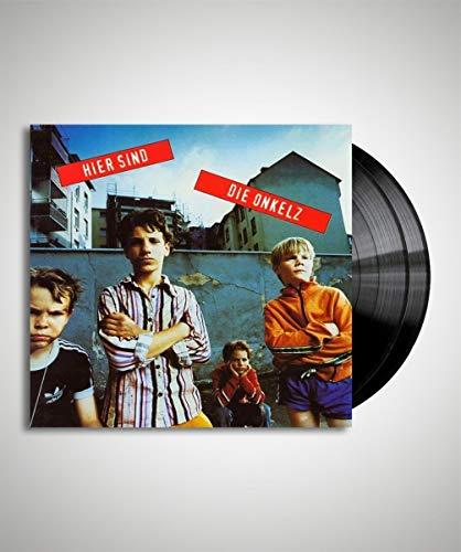 Hier Sind die Onkelz [Vinyl LP]