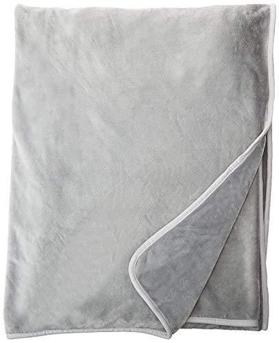 New Balichun Luxury 330 GSM Fleece Blanket Super Soft Warm Fuzzy Lightweight Bed or Couch Blanket Tw...