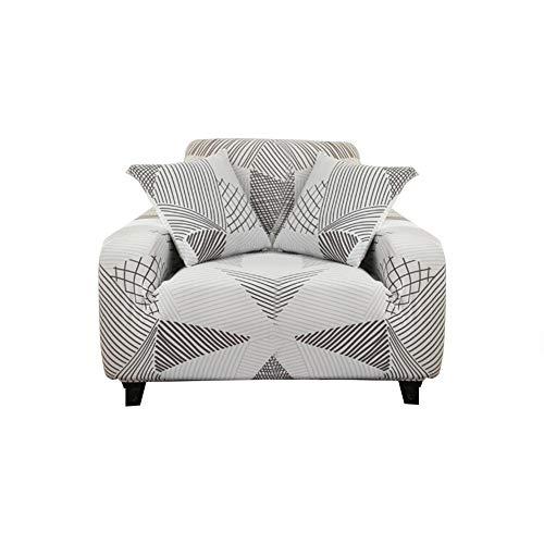Fiaoen Funda de sofá de alta elasticidad, todo incluido, funda de sofá para sofá o sofá (3 asientos)