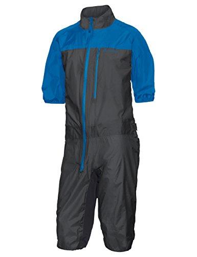 VAUDE Moab Combinaison de Pluie Homme Noir FR : XL (Taille Fabricant : XL)