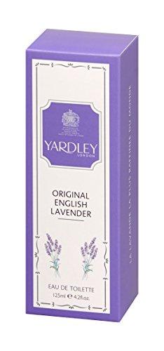 Yardley Londres Inglés lavanda Eau de Toilette, 125ml