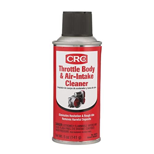 CRC Throttle Body & Air Intake Cleaner, 5 Wt Oz, 05678