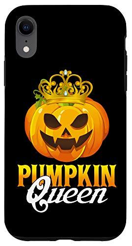 Halloween Pumpkin Shirt Custom Outfit Roblox Iphone Xr Vintage Pumpkin Queen Funny Pumpkin Couple Costume Halloween Case On Amazon Fandom Shop