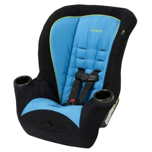 Cosco Apt 40 RF Convertible Car Seat, Malibu Blue