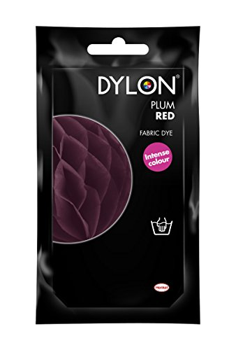 Dylon - Tinte para manos 51, color rojo, 50 g