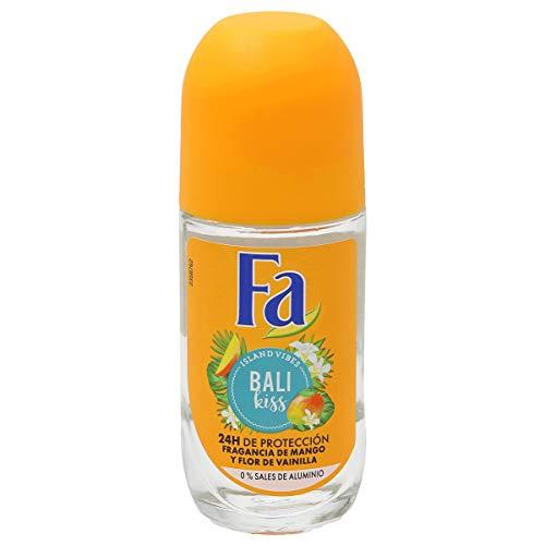 Fa - Desodorante Roll-On Bali Kiss - Con fragancia