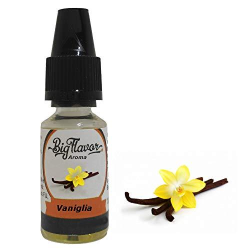Aroma concentrato Vaniglia 10ml Big Flavor