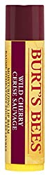 4.25g tube of 100% natural lip balm Cold pressed, rich cherry oil helps revitalise dry lips Sweet wild cherry flavour has a hint of tartness Lip moisturiser with naturally conditioning beeswax Burt's Bees lip balms are available in other fun flavours