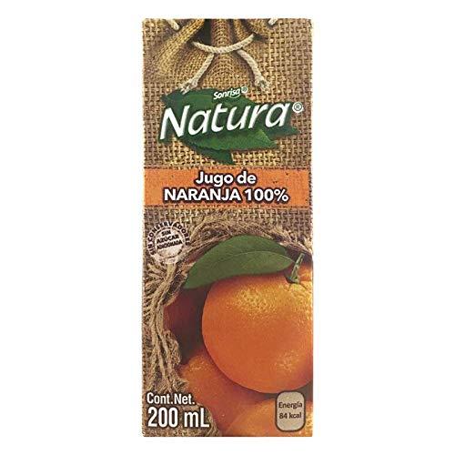 Catadioptrico Naranja  marca JUGOS NATURA