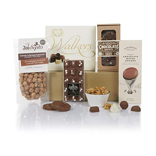 Chocolate Adventure Hamper - Chocolate Hampers and Gift Basket - Chocolate Gift Ideas for Birthdays, Thank You Gifts and Special Occasions!