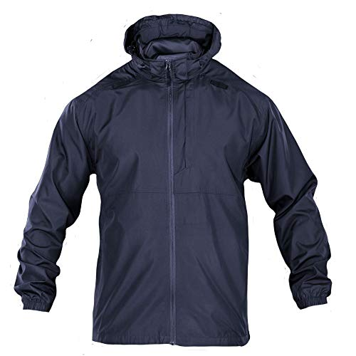 5.11 Tactical Series PACKABLE OPERATOR JACKET JACKET Homme Dark navy FR : M (Taille Fabricant : M)