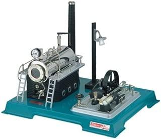 Wilesco D18 Steam Engine with Generator
