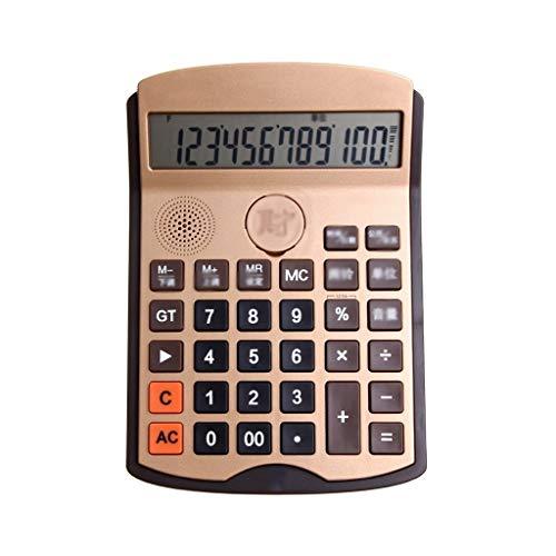 Finanz- & Wirtschaftsrechner Sprachtyp Taschenrechner Mode Echte Person Aussprache Kleiner Taschenrechner Großunternehmen Computer Großtastenrechner Wissenschaftliche Rechner