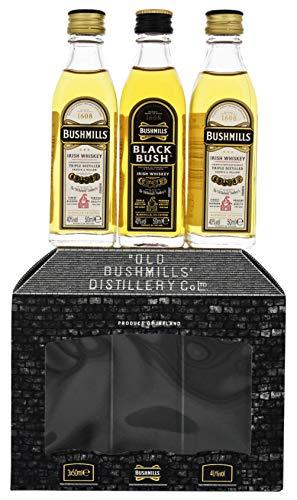 Bushmills - 3 x 5cl Miniature Gift Set - Whisky