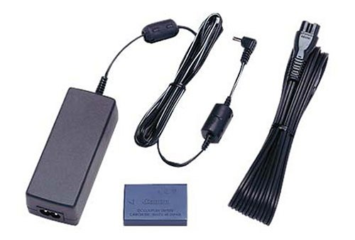 Canon ACK-500 AC-Adapter für Digital IXUS 300,400,430,500,V2,V3