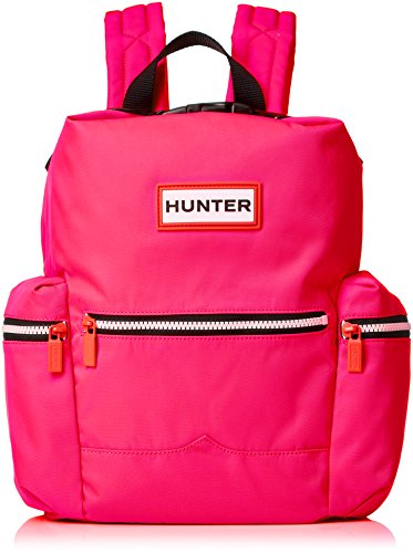 Hunter Womens Original Top Clip Backpacks Pink One Size