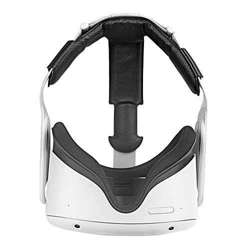 AoYi Headband Head Strap para Oculus Quest 2 VR Headset Reduzca la Pre