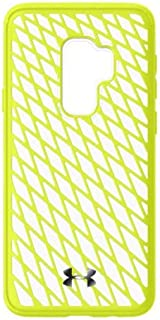 Under Armour UA Protect Inner Strength Verge Case for Samsung Galaxy S9 Plus + Samsung S9 Plus Yellow
