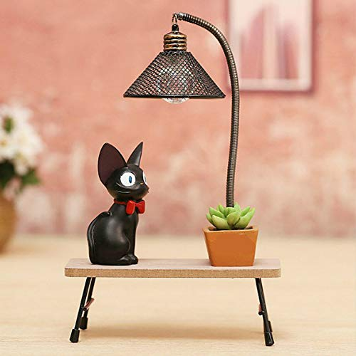 N / A Wrought Iron Night Light Decoration Cute Creative Home Decoration