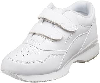 Propet Women's Tour Walker Strap Sneaker,White,8.5 X (US Women's 8.5 EE)