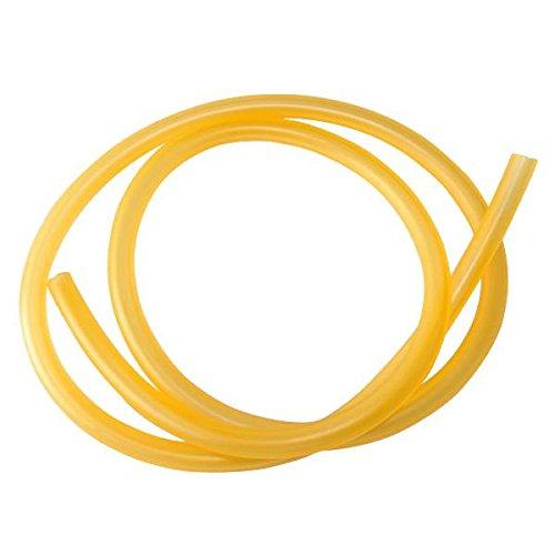 Inner Diameter 5mm Gas Fuel Line Hose For GoKart MotorCycle ATV UTV Dirt Bikes Yellow