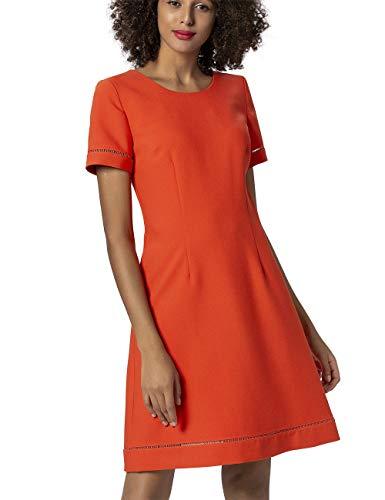 APART Damen Sommerkleid in leicht ausgestellter Form