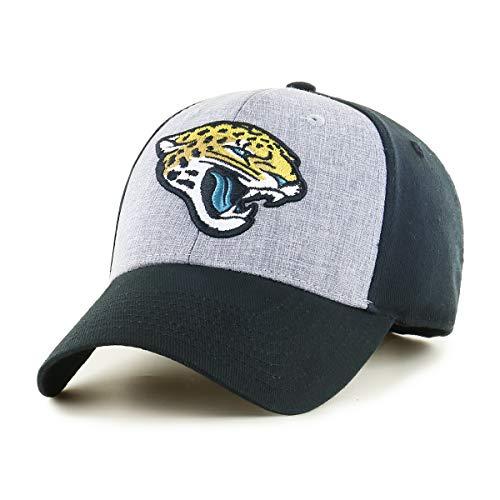 OTS NFL Jacksonville Jaguars Men's Essential All-Star Adjustable Hat, Team Color, One Size