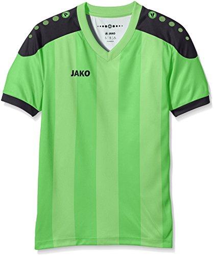 JAKO Herren Trikot Porto KA, Soft Green/Schwarz, XXL