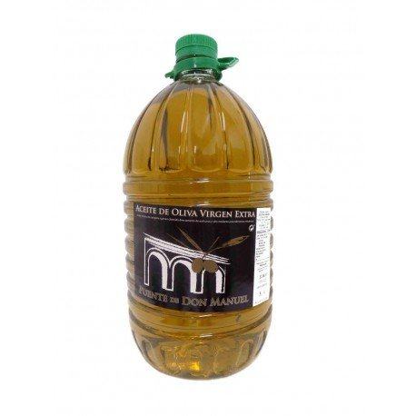 Aceite de Oliva Virgen Extra Puente Don Manuel 5L