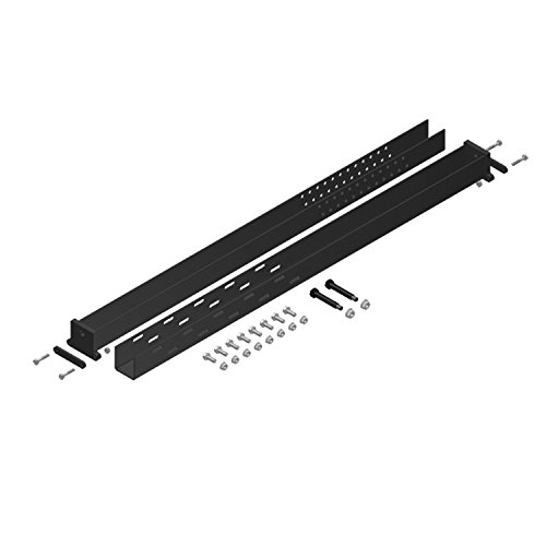 MORryde UO21-003 X Factor Performance Crossmembers - SRE, CRE, Stock and Other Equalizers , Black