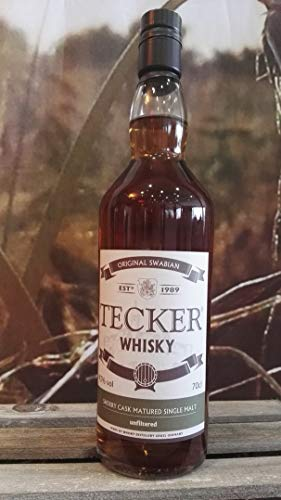 TECKER - Sherry Cask Single Malt Whisky 1x 0,7 Ltr.