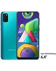 Samsung SM-M215F Galaxy M21 Çift Sim, Akıllı Telefon, 64 GB, Yeşil