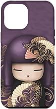 iPhone 12 Pro Max Cute Asian Geisha Kokeshi Doll Phone Cover Case