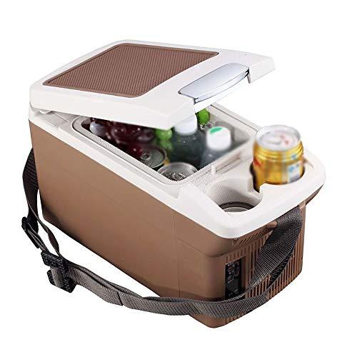 Bester der welt HKIASQ Kompressor Kühlbox Gefrierschrank, 15L tragbarer Autokühlschrank, -18-10 ° C, Auto,…