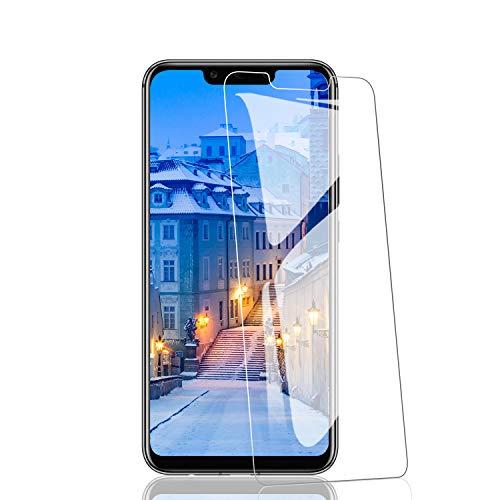 RIIMUHIR 3 Pezzi Vetro Temperato per Huawei Mate 20 Lite, Trasparente Glass Pellicola Protettiva Protezione Schermo, Durezza 9H, Anti graffio, Anti-Impronte