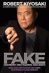 Robert Kiyosaki Books - Fake