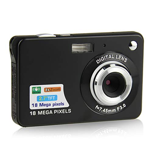 Read About Digital Cameras, 2.7 inch 18 MP TFT LCD HD Mini Digital Camera, Digital Cameras Best buys...