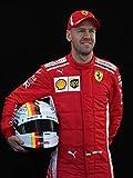 CLASSIC POSTERS Sebastian Vettel Großen Preis der Türkei